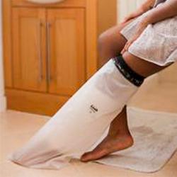 Adult leg cast cover